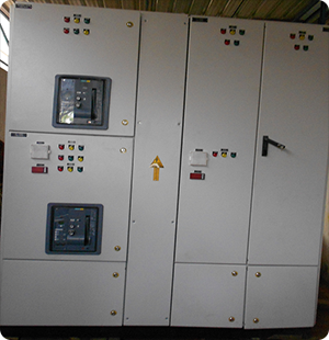DG Automation System
